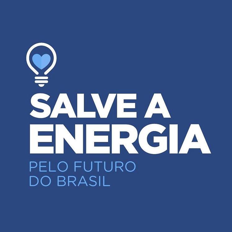 salve a energia pelo futuro do Brasil